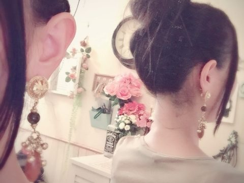 保育士 髪型