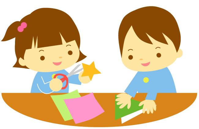 保育参観 制作 4歳児 やさしい手順 作り方
