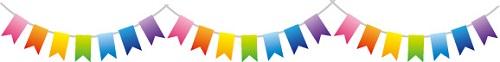 保育園 運動会 手作り 旗