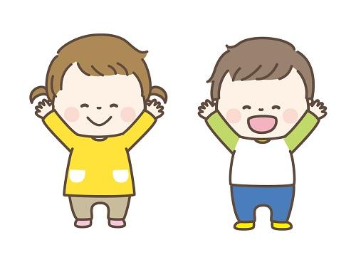 保育園 運動会 1歳児 親子競技