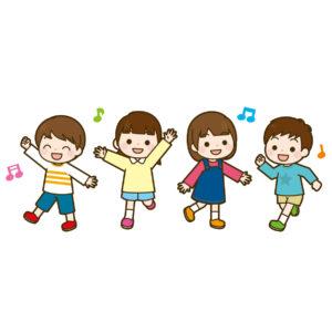 3歳児 運動会 ダンス