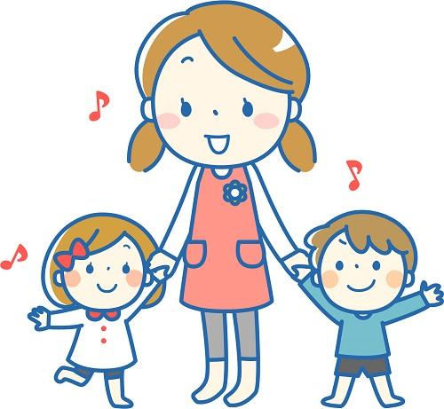2歳児 3歳児 保育日誌