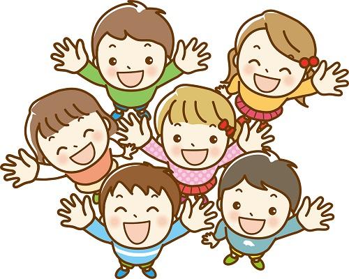 4歳児 集団遊び 室内