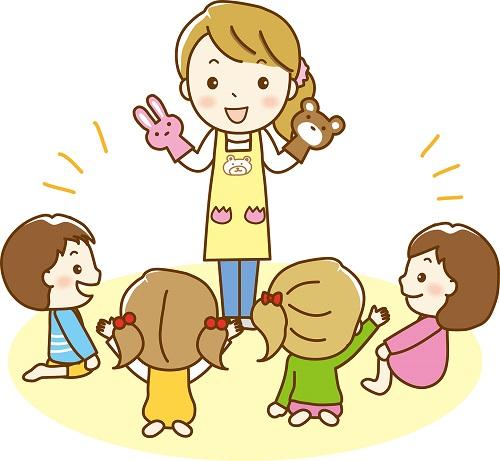 5歳児 手遊び 導入