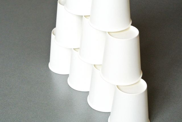 5歳児 制作 紙コップ